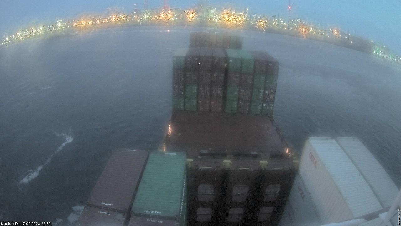 Zur Webcam Reederei Drevin - Mastery D